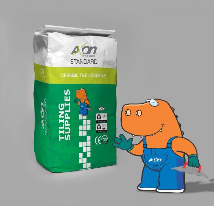 چسب کاشی استاندارد اکسون - axoncorp.ir