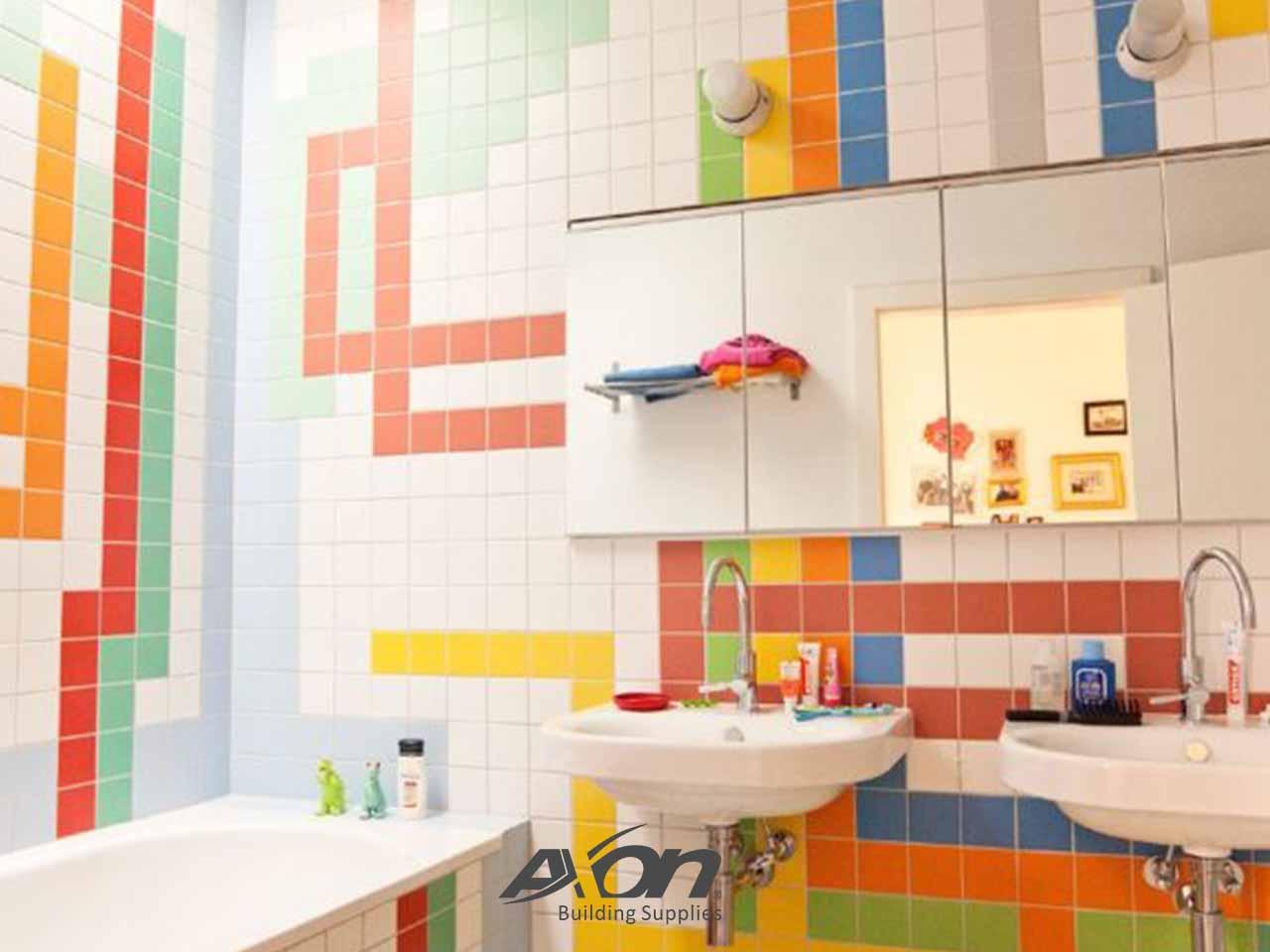 دکوراسون حمام کودک