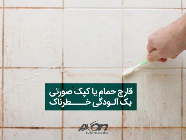 قارچ حمام