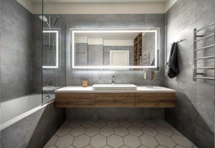 دیزاین حمام و سرویس بهداشتی