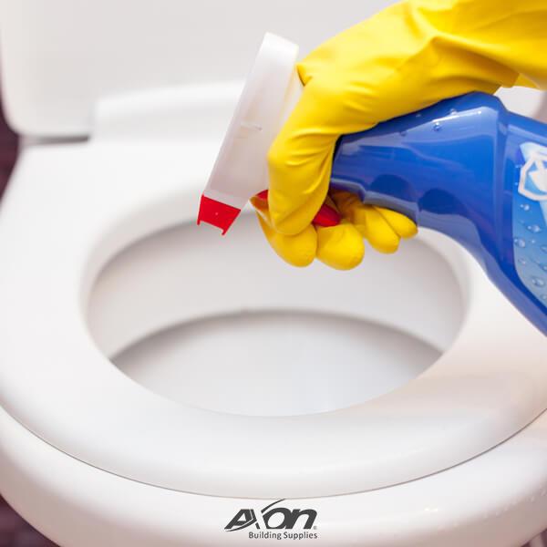 رسوب توالت